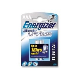 ENERGIZER L92 - Format LR03 - AAA Ultimate - Blister x2