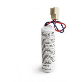 DAITEM Compatible Pile Batterie Alarme BATLI04 - 3,6V - 2,7Ah - Compatible DAITEM/LOGISTY