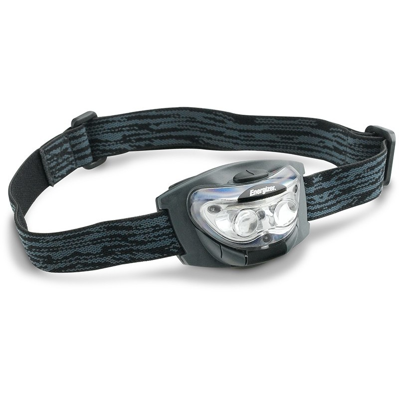Frontale Headlight Energizer Lampe 3 Led thdCQBrxs