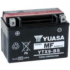 YUASA Batterie Moto YTX9-BS/GTX9-BS - 12V – 8Ah