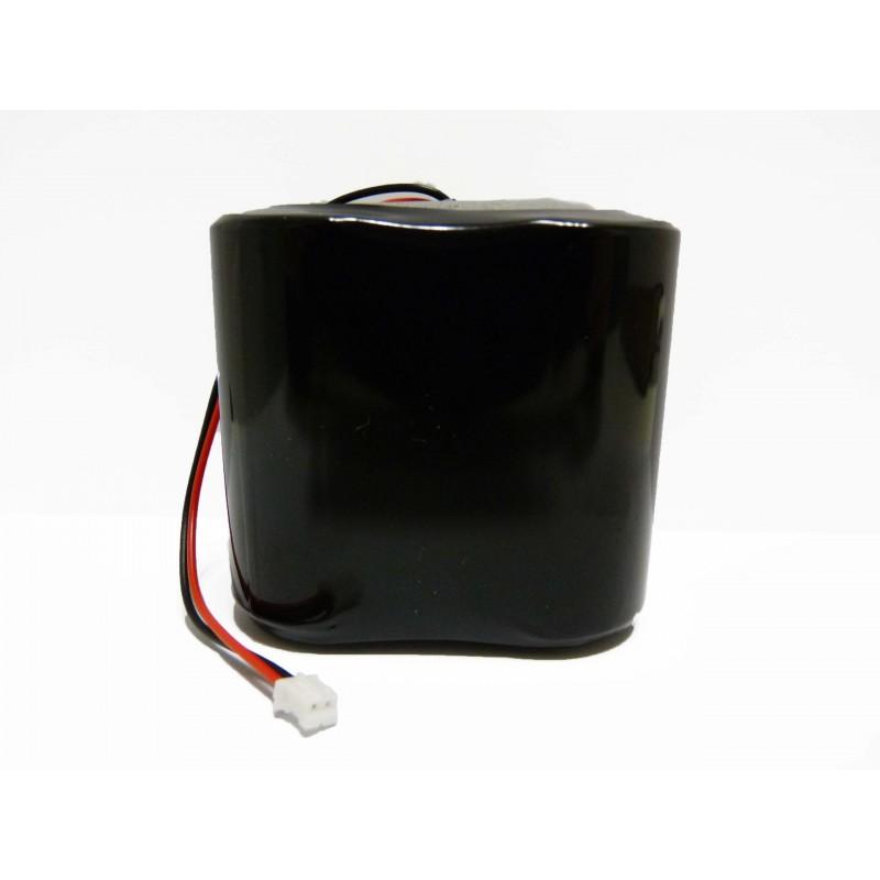 pack pile lithium 3 6v 26ah connecteur delta dore. Black Bedroom Furniture Sets. Home Design Ideas