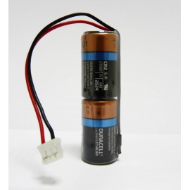 CHRONO Pack Pile Lithium ATRAL – 6.0V – 0.850Ah + Connecteur