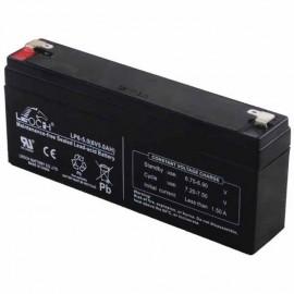Batterie Plomb Leoch LP6-5.0/ DJW 6-5.0 - 6v - 5.0Ah