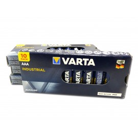 VARTA LR3- AAA Industrial - UM3 - Pack de 40