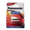 PANASONIC CR123 Power photo - CR123A - CR17345 - CR2/38L