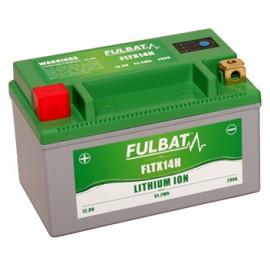 Batterie moto FLTX14H FULBAT GEL - 12V - 4Ah
